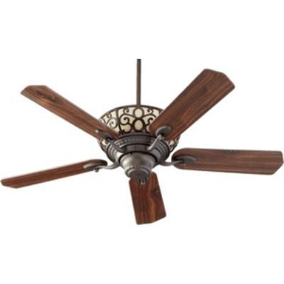 "Quorum Lighting 69525-86 Cimarron - 52"" Ceiling Fan"