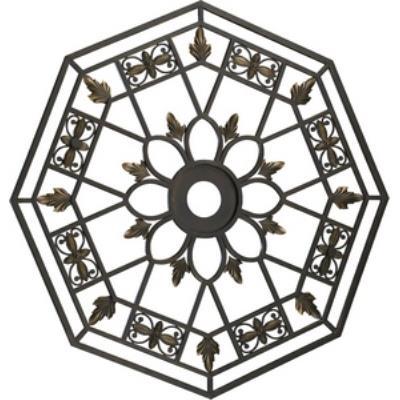 """Quorum Lighting 7-6031-86 Marcela - 33"""" Ceiling Medallion"""