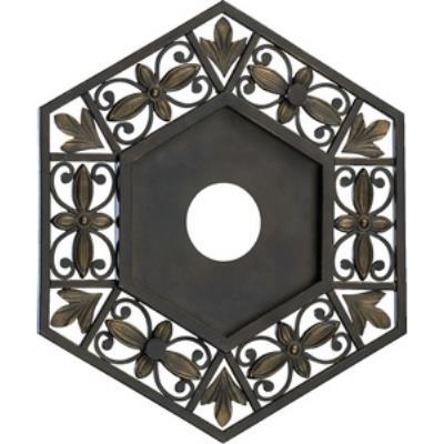 """Quorum Lighting 7-6131-86 Marcela - 16"""" Ceiling Medallion"""