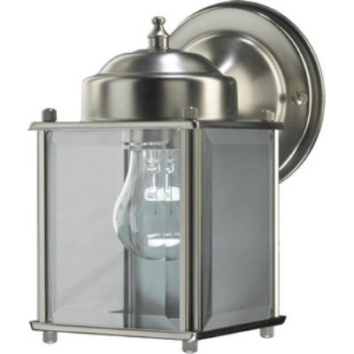 Quorum Lighting 700-65 One Light Box Lantern