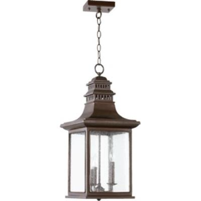 Quorum Lighting 7045-3-86 Magnolia - Three Light Outdoor Pendant