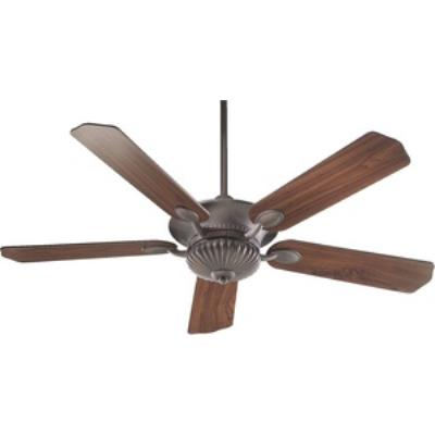 "Quorum Lighting 71525-44 Bakersfield - 52"" Ceiling Fan"