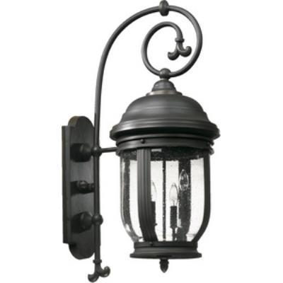 Quorum Lighting 7182-4-95 Summit - Four Light Wall Lantern