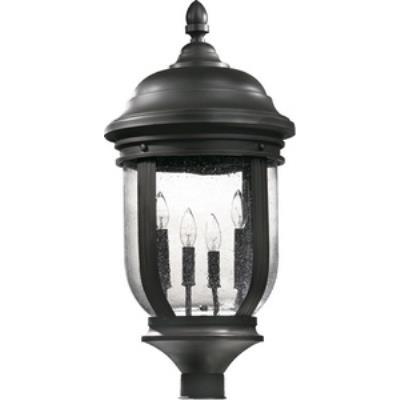 Quorum Lighting 7186-4-95 Summit - Four Light Large Post