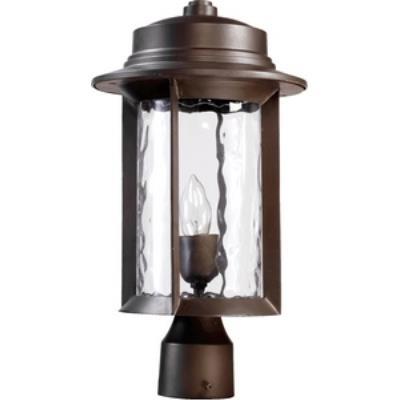 Quorum Lighting 7248-9-86 Charter - One Light Outdoor Post Mount
