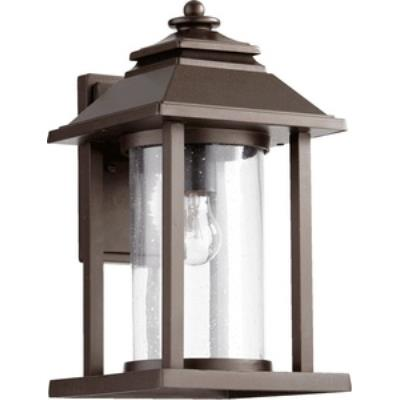 Quorum Lighting 7272-86 Crusoe - One Light Outdoor Lantern