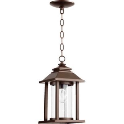 Quorum Lighting 7273-86 Crusoe - One Light Outdoor Lantern