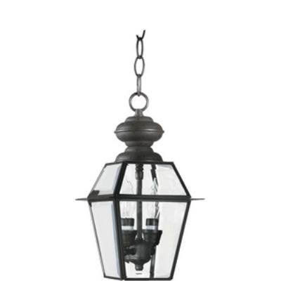 Quorum Lighting 728-2-36 Duvall - Two Light Hanging Lantern