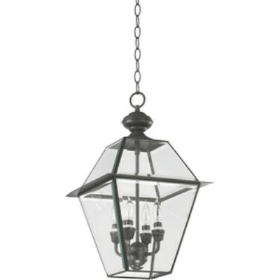 Quorum Lighting 728-4-36 Duvall - Four Light Hanging Lantern