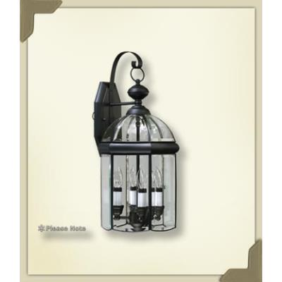 Quorum Lighting 733-2-15 Wellsley - Two Light Wall Lantern