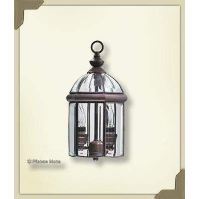 Quorum Lighting 735-2-15 Wellsley - Two Light Hanging Lantern