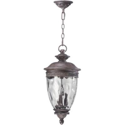 Quorum Lighting 7401-3-43 Georgia - Three Light Pendant