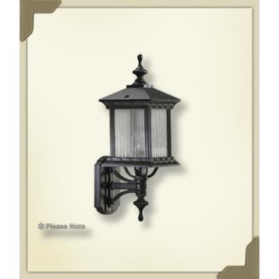Quorum Lighting 7460-45 Huxley - One Light Small Wall Lantern