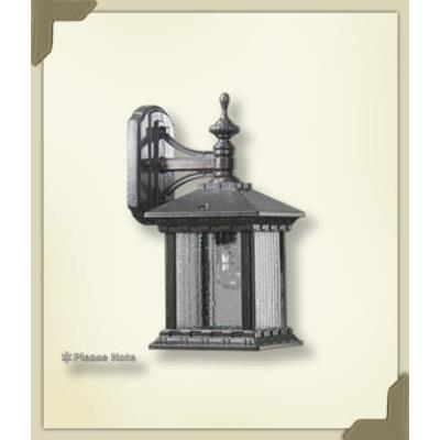 Quorum Lighting 7461-72 Huxley - One Light Small Wall Lantern
