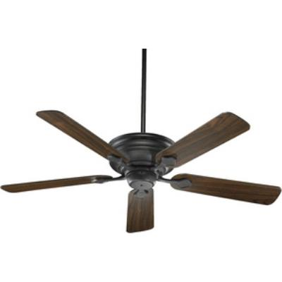"Quorum Lighting 76525-44 Barclay - 52"" Ceiling Fan"