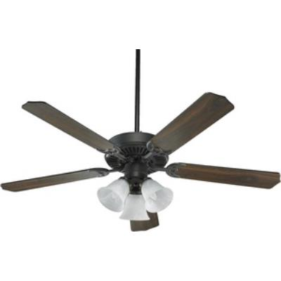 "Quorum Lighting 77520-1695 Capri VI - 52"" Ceiling Fan"