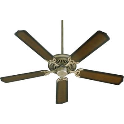 """Quorum Lighting 77520-22 Capri I - 52"""" Ceiling Fan"""