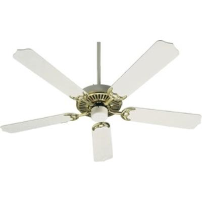 "Quorum Lighting 77520-26 Capri I - 52"" Ceiling Fan"