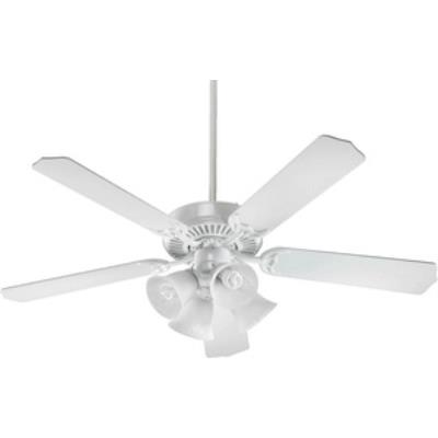 "Quorum Lighting 77520-8106 Capri V - 52"" Ceiling Fan"