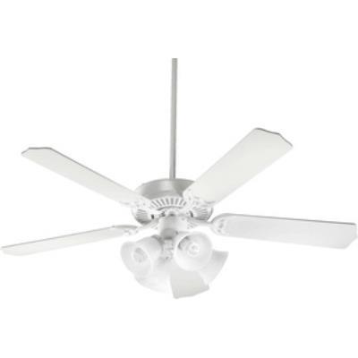 """Quorum Lighting 77520-8108 Capri V - 52"""" Ceiling Fan"""