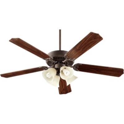 """Quorum Lighting 77520-8286 Capri V - 52"""" Ceiling Fan"""