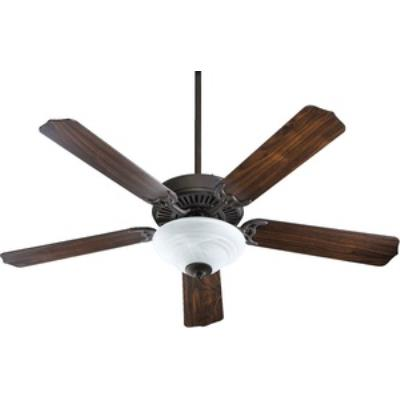 "Quorum Lighting 77520-9544 Capri III - 52"" Ceiling Fan Blades Sold Separately"