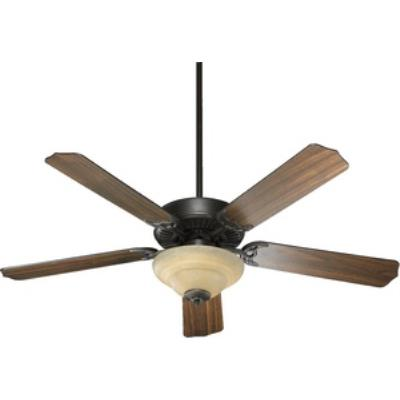 "Quorum Lighting 77525-2495 Capri IV - 52"" Ceiling Fan"