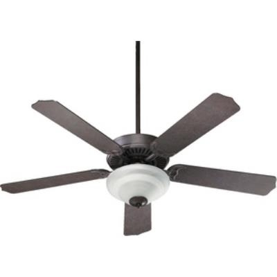 "Quorum Lighting 77525-2544 Capri IV - 52"" Ceiling Fan"