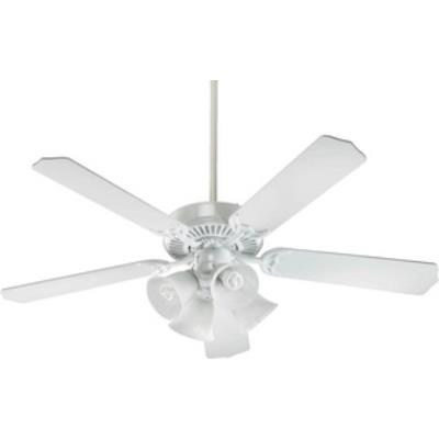 "Quorum Lighting 77525-8106 Capri - 52"" Ceiling Fan"