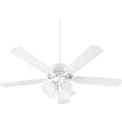 """Quorum Lighting 77525-8706 Capri VII - 52"""" Ceiling Fan"""