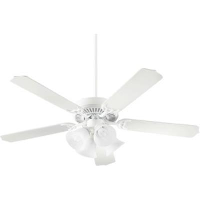 "Quorum Lighting 77525-8708 Capri VII - 52"" Ceiling Fan"