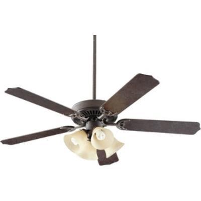 """Quorum Lighting 77525-8844 Capri VII - 52"""" Ceiling Fan"""
