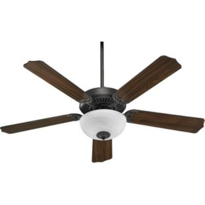 "Quorum Lighting 77525-9244 Capri - 52"" Ceiling Fan"