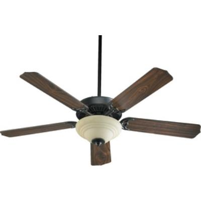 "Quorum Lighting 77525-9495 Capri - 52"" Ceiling Fan"