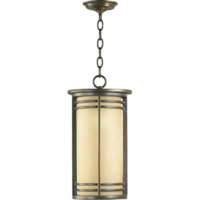 Quorum Lighting 7917-9-86 Larson - One Light Outdoor Pendant