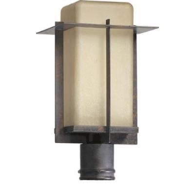 Quorum Lighting 7924-9-44 McKee - One Light Outdoor Post Lantern
