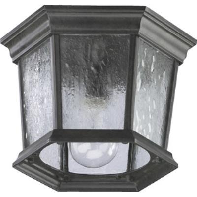 Quorum Lighting 7930-1-25 One Light Flush Mount