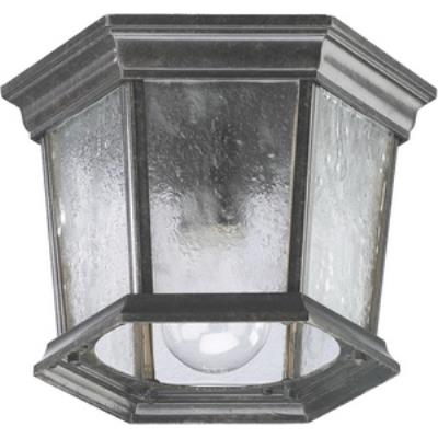 Quorum Lighting 7930-1-45 One Light Flush Mount
