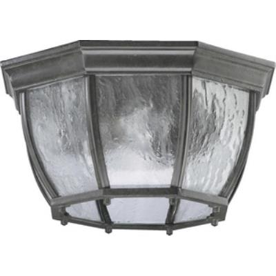 Quorum Lighting 7931-2-25 Two Light Flush Mount