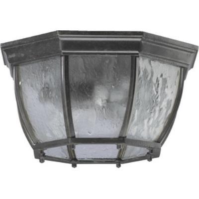 Quorum Lighting 7931-2-45 Two Light Flush Mount
