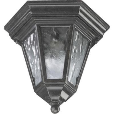 Quorum Lighting 7933-1-45 One Light Flush Mount