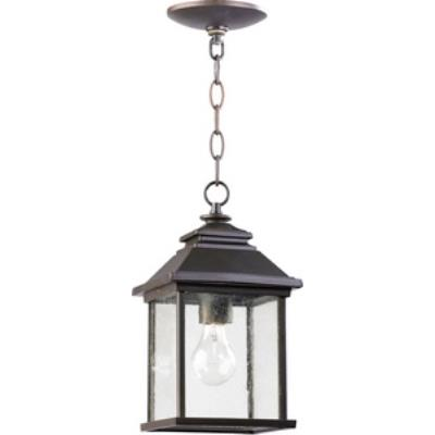 Quorum Lighting 7941-7-86 Pearson - One Light Outdoor Pendant