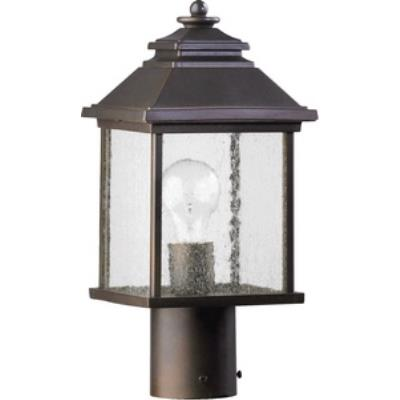 Quorum Lighting 7942-7-86 Pearson - One Light Outdoor Post Lantern