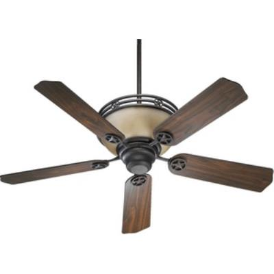"Quorum Lighting 80525-44 Lone Star - 52"" Ceiling Fan"