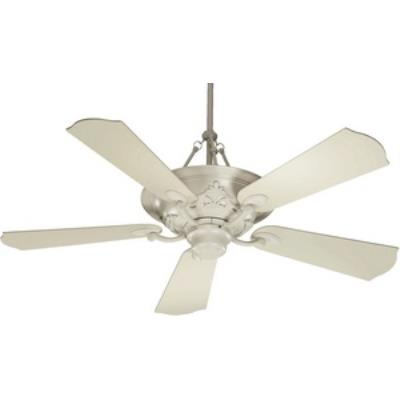 "Quorum Lighting 83565-67 Salon - 56"" Ceiling Fan"