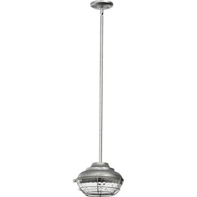 Quorum Lighting 8374-9 Hudson - One Light Outdoor Pendant