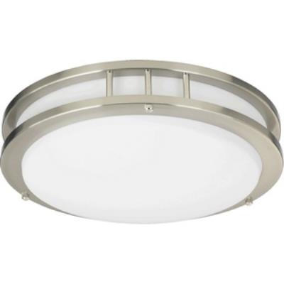 Quorum Lighting 87215-1-65 One Light Flush Mount
