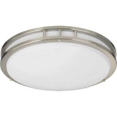 Quorum Lighting 87216-2-65 Two Light Flush Mount