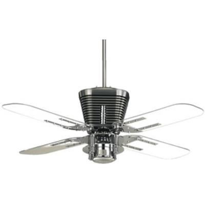 "Quorum Lighting 93524-14 Retro - 52"" Ceiling Fan"
