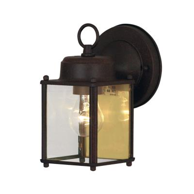 Savoy House 07047-RT One Light Outdoor Wall Lantern